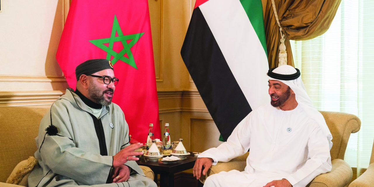 سفر پادشاه مراکش به امارات برای استحکام روابط دوجانبه
