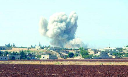استفاده نظام أسد از گاز کلر در حمله به ادلب و غوطه