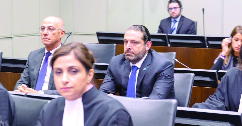 رونمایی دادگاه رفیق حریری از ادله جدید