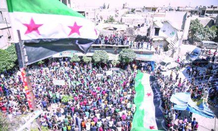 افزایش حمله های نظامی به حماه و ادلب بعد از آرامش نسبی