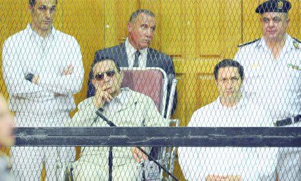 حکم جلب دو پسر حسنی مبارک صادر شد