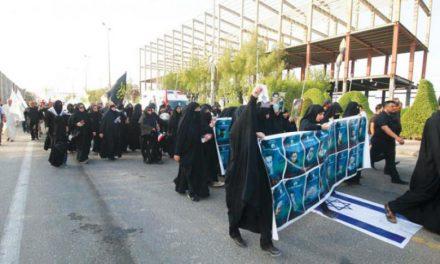 نگرانی درباره نسخه برداری از بسیج ایران در بصره عراق