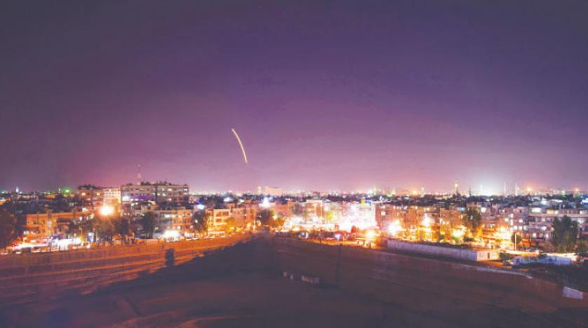 اسرائیل: هواپیمای ایرانی حامل سلاح را در فرودگاه دمشق منهدم کردیم