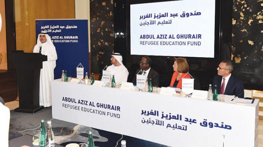 امارات  طرح آموزش پناهندگان را شروع میکند