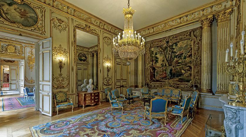 کاخ الیزه؛ نماد قدرت و نبض تپنده فرانسه