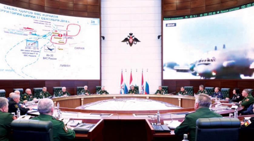 مسکو «تحریک عامدانه» جنگندههای اسرائیلی را محکوم کرد و وعده انتقام داد