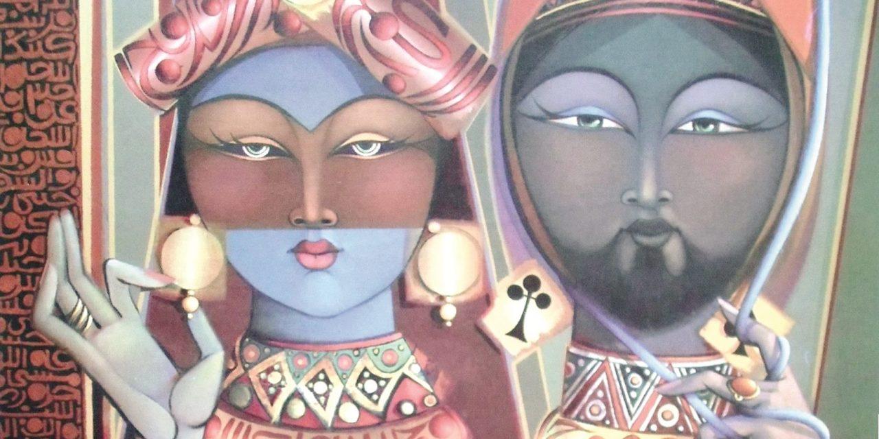 صدها تابلوی نقاشی در نمایشگاه هنرهای معاصر قرطاج