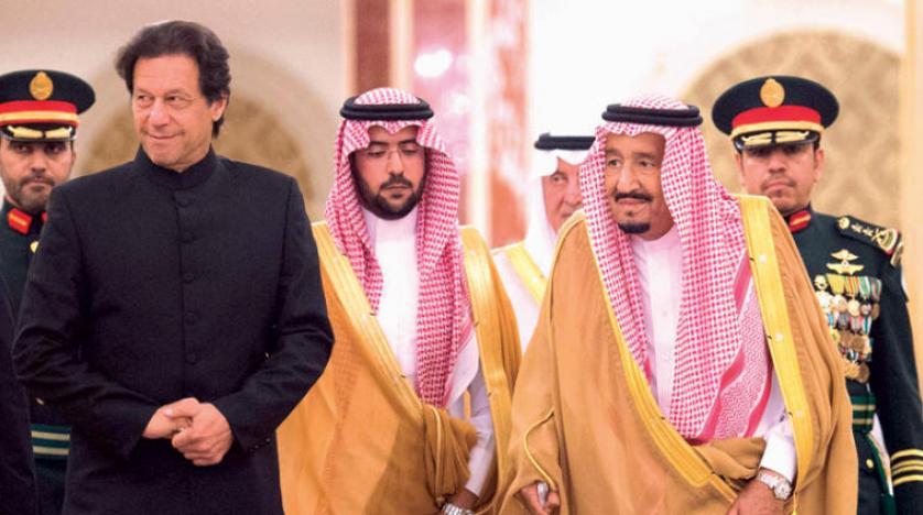 نشست سران سعودی و پاکستان در جده برای بررسی روابط دو جانبه و تحولات منطقه