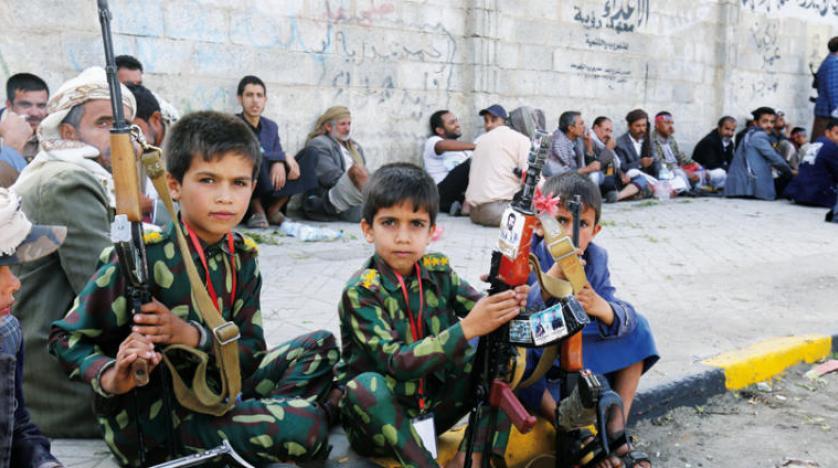 یمنیها جشنهای سالگرد کودتای حوثیها را به سخره گرفتند