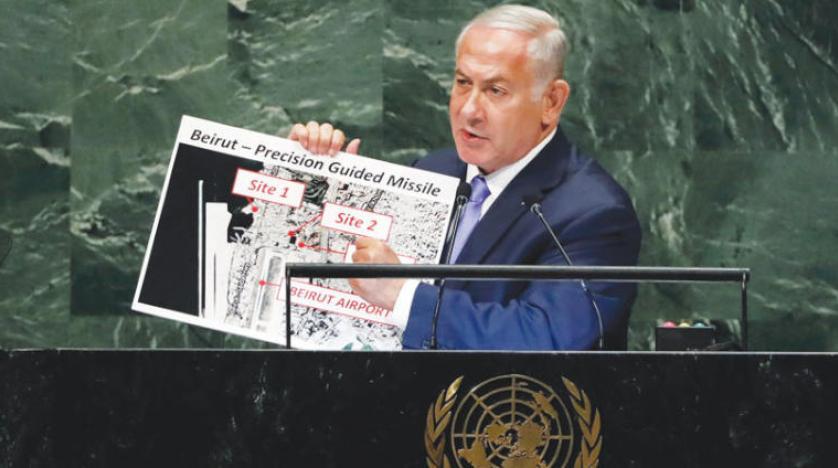 اسرائیل: حزب الله درصدد تولید موشکهای نقطهزن است