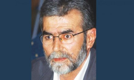 انتخابات درون سازمانی جنبش جهاد اسلامی و تقویت گروه های نزدیک به ایران