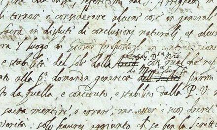 دروغ گالیله بعد از ۴۰۰ سال با یک نامه رو شد