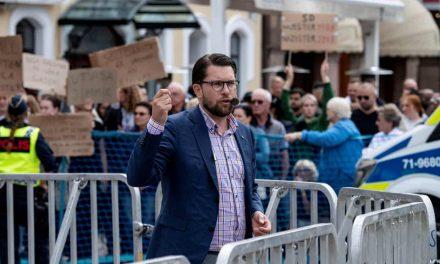 رهبر حزب راست افراطی سوئد تهدید به قتل شد