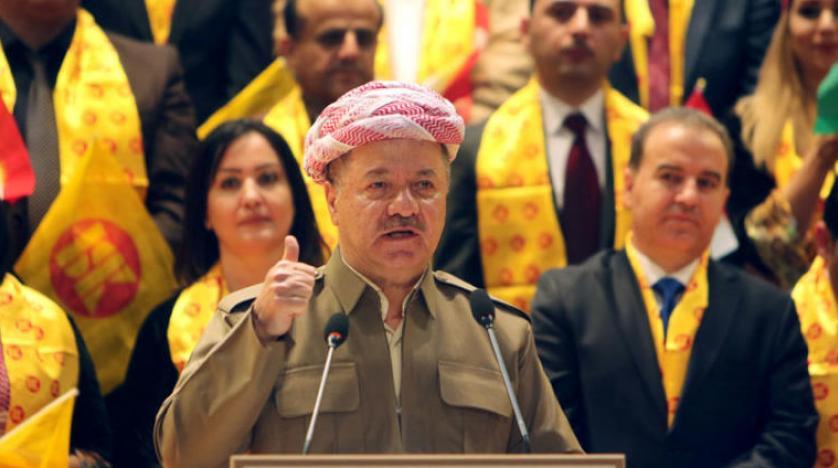 تاکید بارزانی بر ادامه سیاستهای منطقهای اقلیم کردستان