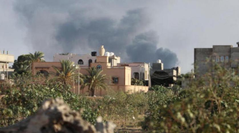 پلیس لیبی: فرار ۴۰۰ زندانی از بازداشتگاهی در نزدیکی طرابلس