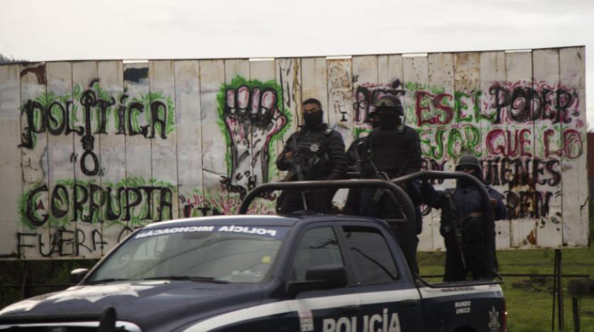 ۱۷۵ فعال مکزیکی در طول یک سال به قتل رسیدند