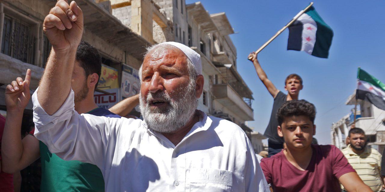ترامپ برای پیش گیری از وقوع فاجعهای در ادلب تلاش میکند