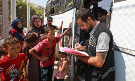سری چهارم آوارگان سوری درآستانه ترک لبنان