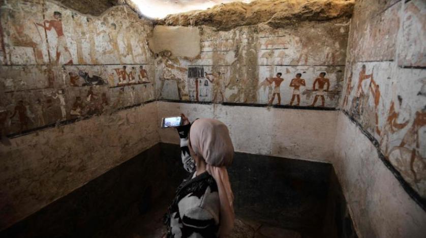 پژوهشگران: اهرام مصر از گاز سمی «رادون» است