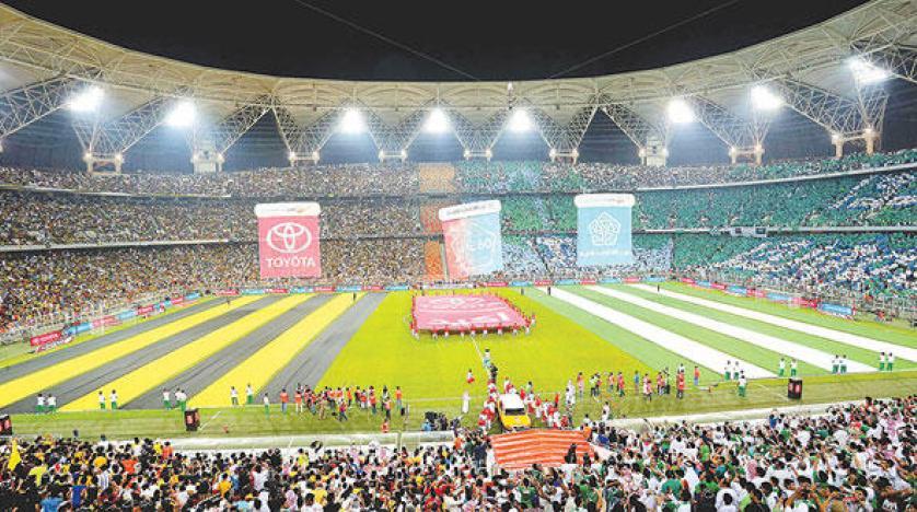 افزایش ۸۳ درصدی حضور تماشاگران در لیگ حرفهای سعودی
