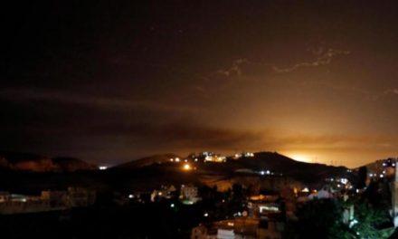 سوریه: حمله موشکی اسرائیل به فرودگاه دمشق را ناکام کردیم