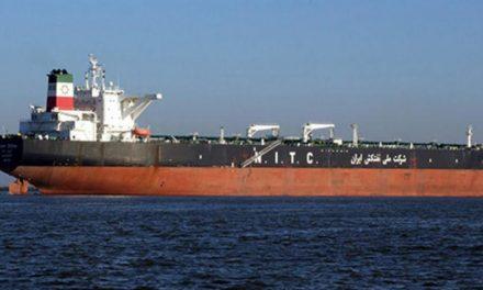 ایران میلیونها بشکه نفت بیمشتری را در دریا انبار کرده است