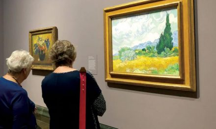 «نشنال گالری» لندن، دوره «امپرسیونیسم»ها را یادآوری میکند
