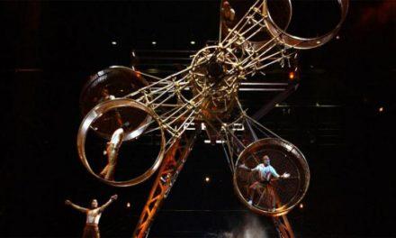 بزرگ ترین اجرای سیرک دوسوله در ریاض