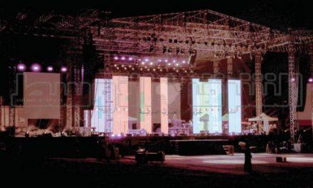 جان میشل ژار مهمان ویژه جشن روز ملی سعودی