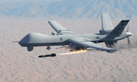 هواپیماهای بدون سرنشین واشنگتن آماده حمله به لیبی هستند