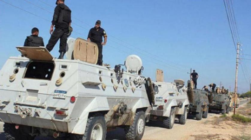 کشته شدن ۱۱ تن از عناصر جهادی در شمال سینا