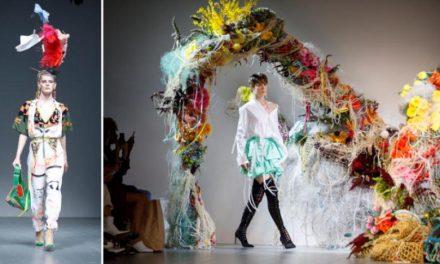 درخشش لندن با مدهای لباس جدید در هفته مُد و پوشاک