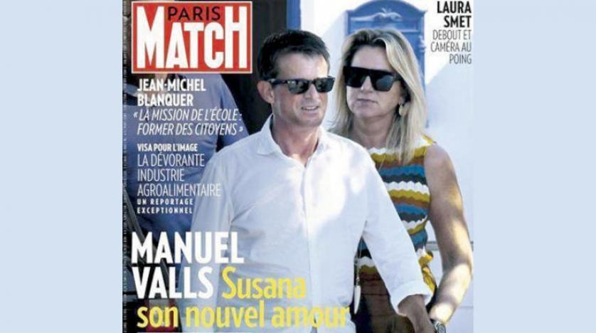 عشق.. نخست وزیر سابق فرانسه را به اسپانیا میکشاند