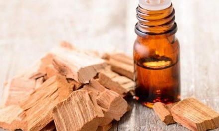 عطر چوب صندل باعث رشد مجدد مو میشود