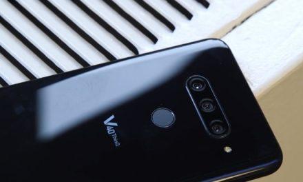 موبایل جدید ال جی با ۵ دوربین از راه رسید