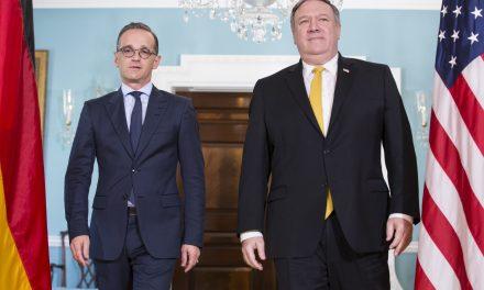 وزیر خارجه آلمان با همتای آمریکایی خود درباره ایران گفتگو کرد