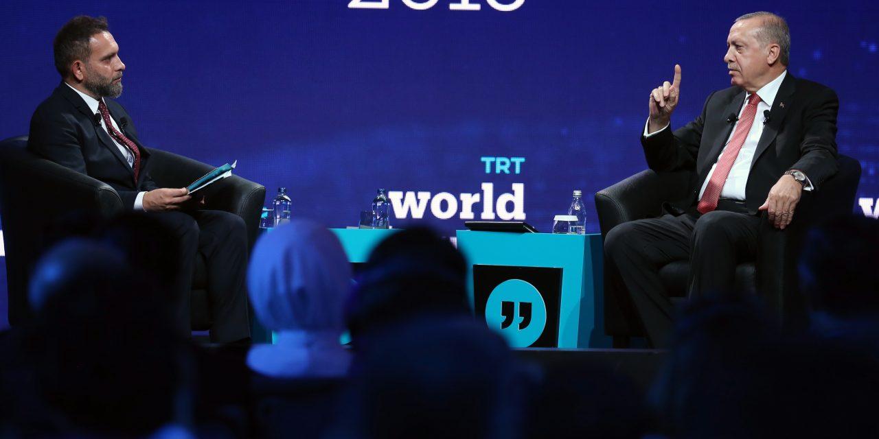 اردوغان نقش صرف مولفههای اقتصادی در بحران ارز را رد کرد