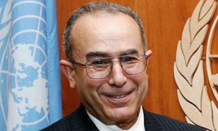 وزیر خارجه سابق الجزایر کاندیدای جایگزین دیمیستورا