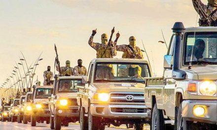 داعش به عقب می رود… سوریه بزرگترین کشور تروریست زده