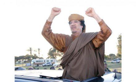بزرگداشت سالروز مرگ قذافی دستمایه گسست اجتماعی در لیبی