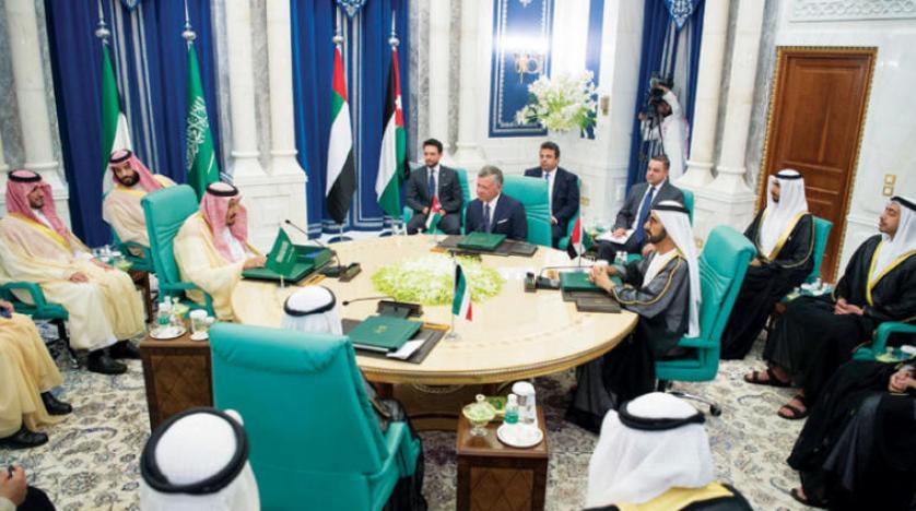 سعودی، کویت و امارات از اقتصاد اردن حمایت میکنند