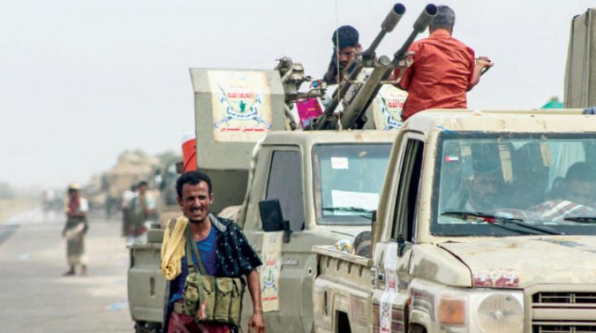 نیروهای ائتلاف ضامن امنیت جداشدگان از حوثیها شدند