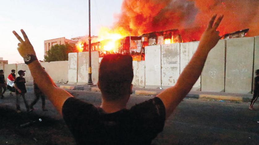 عراق از نقش افراد «نفوذی» در آتشسوزیهای بصره خبرداد