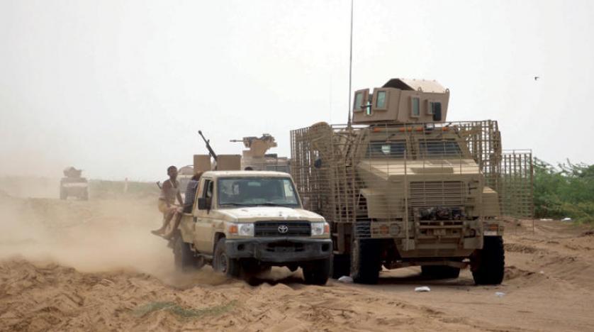 کشته شدن ۵ رهبر حوثی طی حملات نیروهای ائتلاف عربی به ساحل غربی یمن