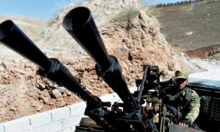 منطقه حائل ادلب از سلاحهای سنگین خالی شد