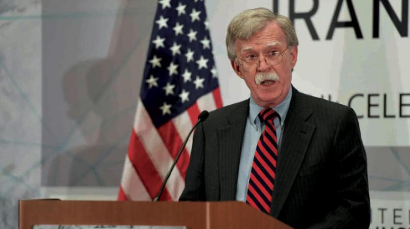 بولتون: آمریکا نمیخواهد با تحریم ایران به دوستانش ضرر برساند