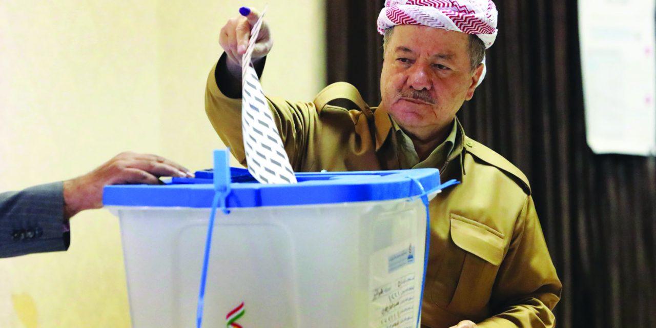 احزاب کرد یکدیگر را به تقلب در انتخابات اقلیم کردستان متهم کردند