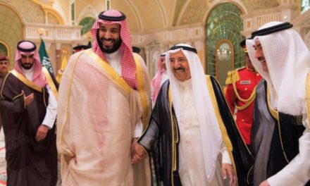 ولیعهد سعودی با امیر کویت درباره مسائل منطقه گفتگو کرد