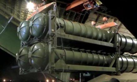 سامانه اس-۳۰۰ برای رقمزدن شرایطی جدید به سوریه منتقل شد
