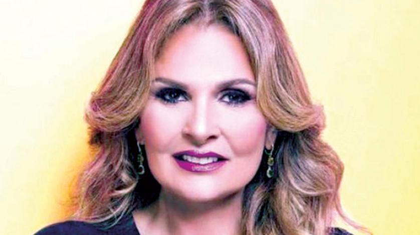 دیدار «یُسرا» هنرمند محبوب مصری با هوادارانش در لبنان